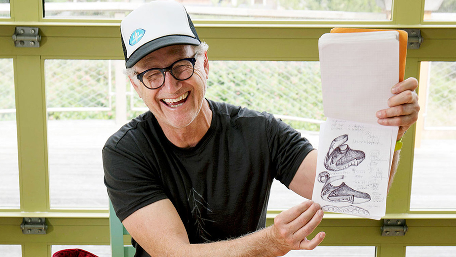 Abstract Art Of Design Tinker Hatfield