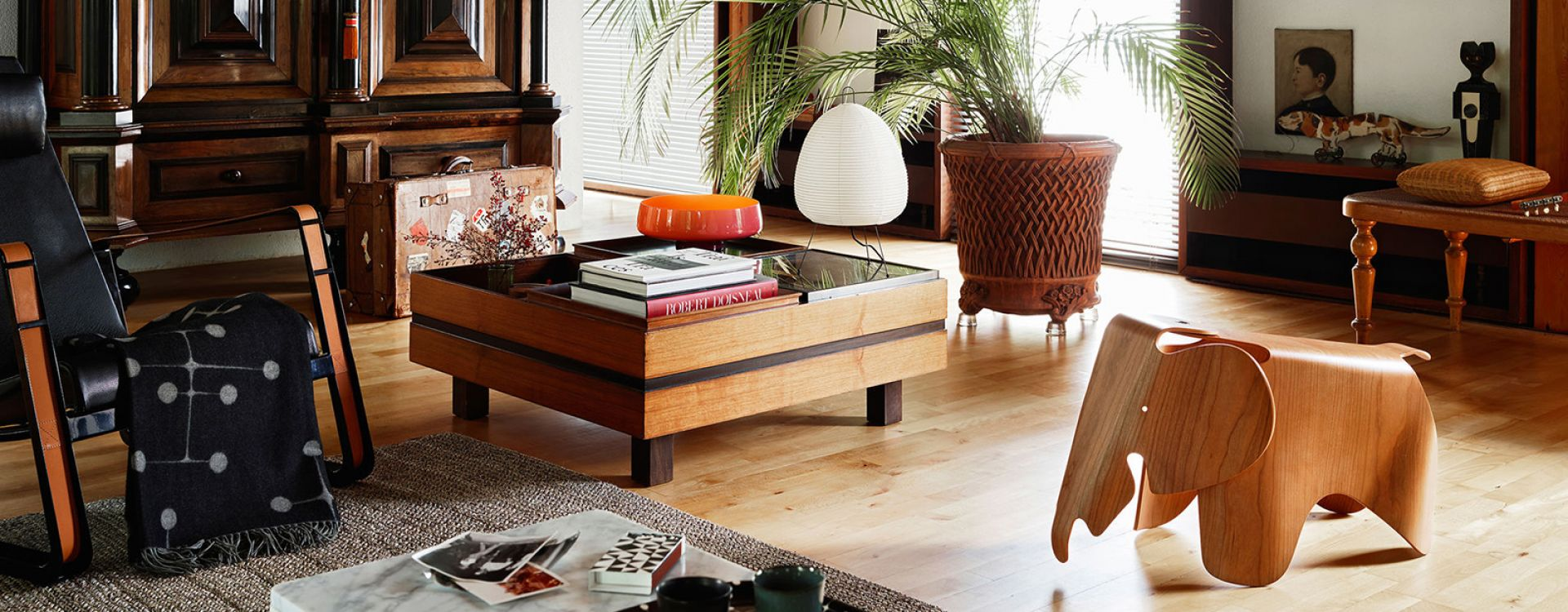 Tylko Journal Plywood Design Eames Elephant