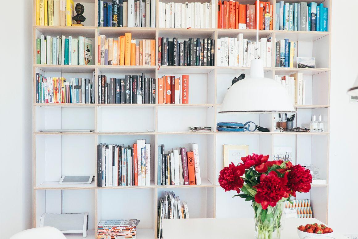 Tylko Type01 bookcase - your best reading companion